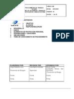 INSTRUCTIVO ARNES DE SEGURIDAD