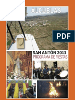 San Anton 2013 Web