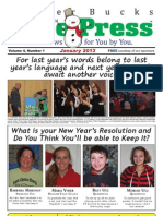 Upper Bucks Free Press • January 2013