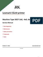 mx71x service manual