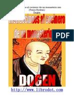 Instrucciones Al Cocinero de Un Monasterio Zen