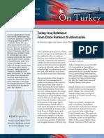 Turkey-Iraq Relations