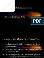 MARKETING ESPORTIVO