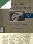 Breithaupt-Natural Piano Technique Vol2