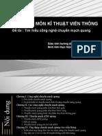 Slide Công nghệ chuyển mạch Quang