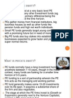 Private Equity Ppt