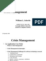 Crisis Management2618