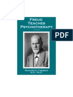 Freud Teaches Psychotherapy 2nd Ed