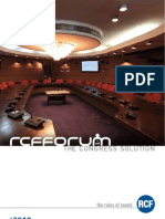 Forum Congress Solutions Catalogue En