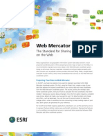 Web Mercator - The Standard for Sharing Data on the Web