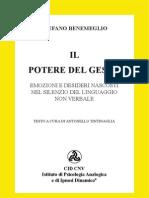 105423676 PNL Il Potere Del Gesto Stefano Benemeglio