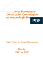 A FAIANÇA PORTUGUESA - DEMARCADOR CRONOLÓGICO