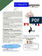 Info TRACEESS_7 Janvier2013
