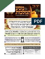 Der Yid Bielage On Satmar Masa Hamalchis