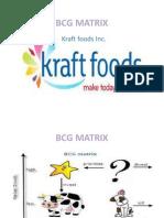 Kraft Foods BCG
