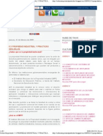 Cultura Empresarial- 5.3 Propiedad Industrial y Practicas Desleales