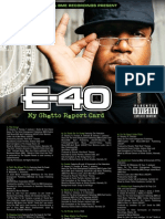 Digital Booklet - My Ghetto Report Card