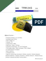 TRW-2.4G