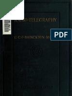 1908 Radio Telegraphy