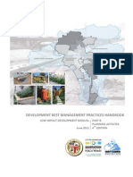 Low Impact Developement Manual Part B