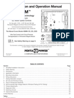 KBMM DC Drive Series Manual