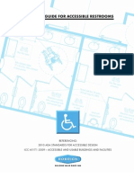 ADA Planning Guide for Accessible Restrooms