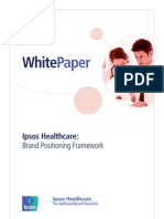 Brand Positioning Framework