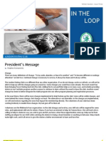 In the Loop, 2012-2013 Winter Session, Issue Three - December 2012