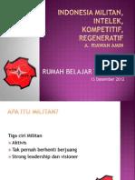 INDONESIA MILITAN