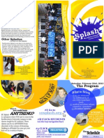 Splash Brochure 1