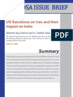 US Sanctions on Iran and Its Impact on IB_Anshul Gupta_123