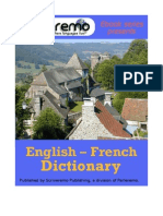 Parleremo English-French French-English Dictionary 1ed