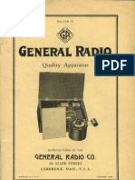 1928_General Radio Co. Catalog of Quality Radio Apparatus