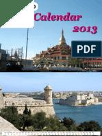 Parleremo Calendar 2013
