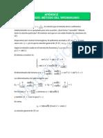3-Ecuaciones Diferenciales de Segundo Orden-wronskiano-ejemplos