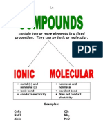 5.6 Compounds