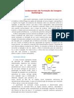 Conceitos Fundamentais da Formação da Imagem Radiológica