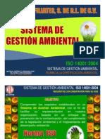 3o. Sistema de Gestion Ambiental Iso 14001