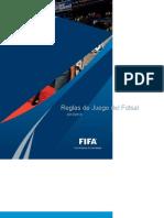 REGLAMENTO FUTBOL SALA FIFA 2012-2013