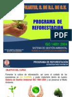 7o. Programa de Reforestacion