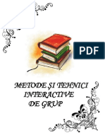 Metode si tehnici interactive de grup
