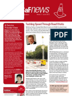 RoWSaF Newsletter - Issue 3