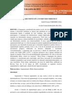 A Dinâmica Argumentativa no Discurso Mediático — Isabel Cristina Cordeiro