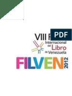 REGLAMENTO FILVEN2013