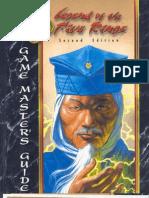 L5A - Game Master's Guide 2da