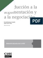 116525989 Tecnicas Argumentacion Negociacion PDF