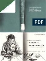 1954 - Boy's First Book of Radio & Electronics - Morgan
