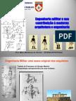 Engenharia militar e sua contribuição à moderna arquitetura e engenharia