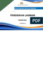 Dokumen Standard Pendidikan Jasmani SK Tahun 2