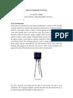 Historia de los semiconductores
